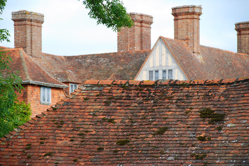 Raising the Roof at Great Dixter! | by antonychammond