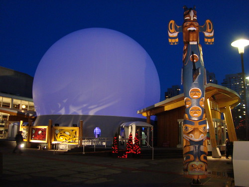 Four Host First Nations Aboriginal Pavilion for Vancouver 2010 Winter Olympics | by susan gittins