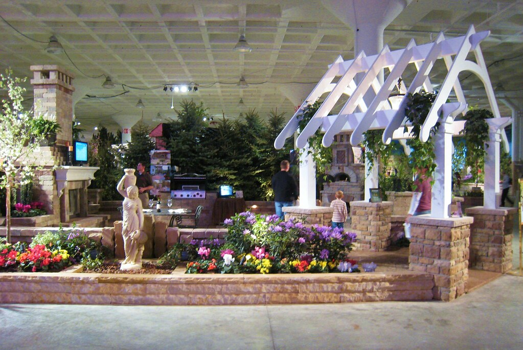 Great Big Home Garden Show Ix Center Cleveland Ohio Ohio Home And Garden  Show