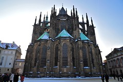 Witness the stunning assets of St Vitus Cathedral  - Things to do in Prague