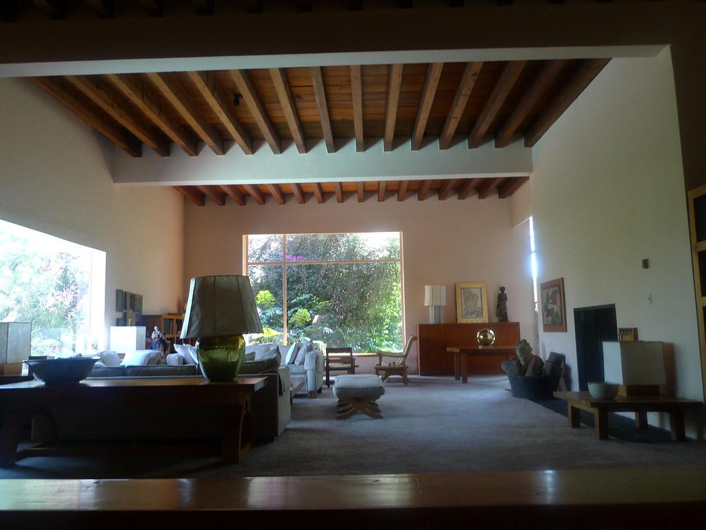 Luis Barragan S Casa Eduardo Prieto Lopez This Photo Is