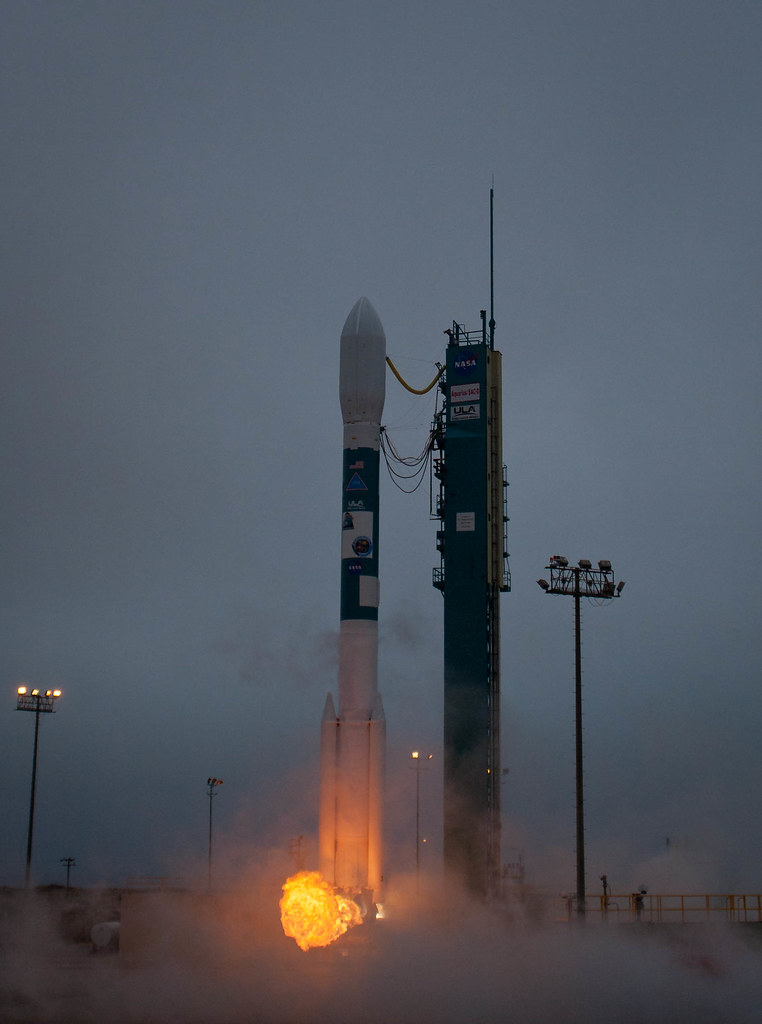 aquarius spacecraft launch - photo #3