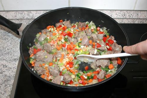 43 - Gemüse andünsten / Braise vegetables