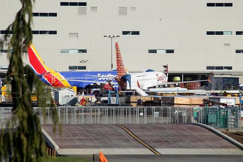 Boeing 737-8 MAX Batik Air Malaysia