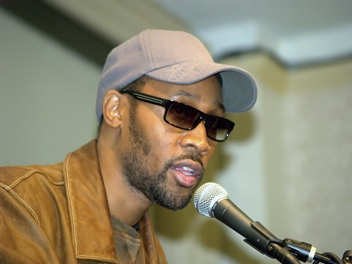 RZA 6 Shankbone 2009 Tao of Wu | by david_shankbone