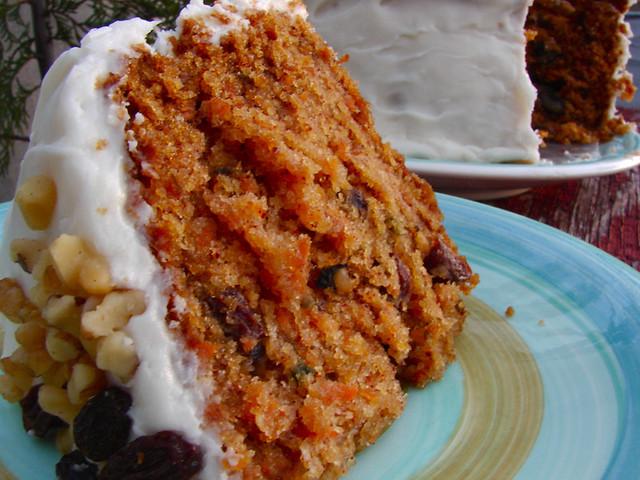 Carrot Cake Pan
