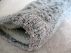 Bobble mitten close-up | by coco knits