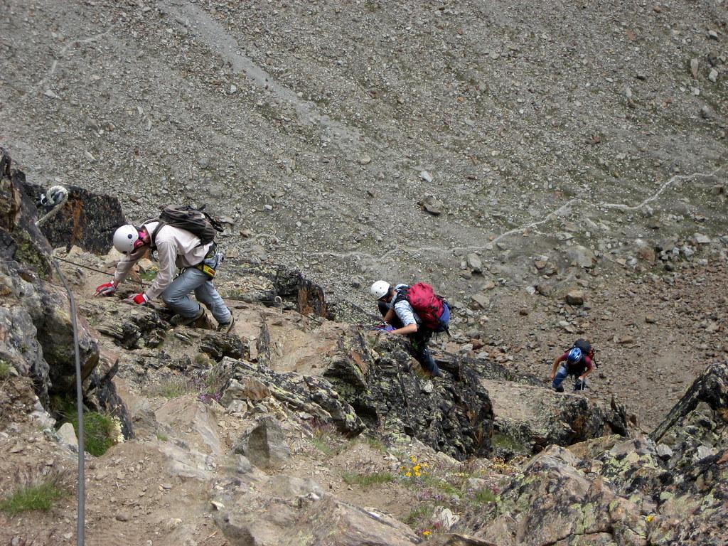 Klettersteig Wallis : Klettersteig jägihorn jegihorn via ferrata kletterweg u2026 flickr