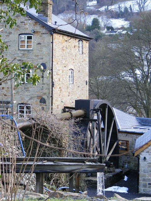 Converted Mill Near Malmasion Hotel Therapy Rooms