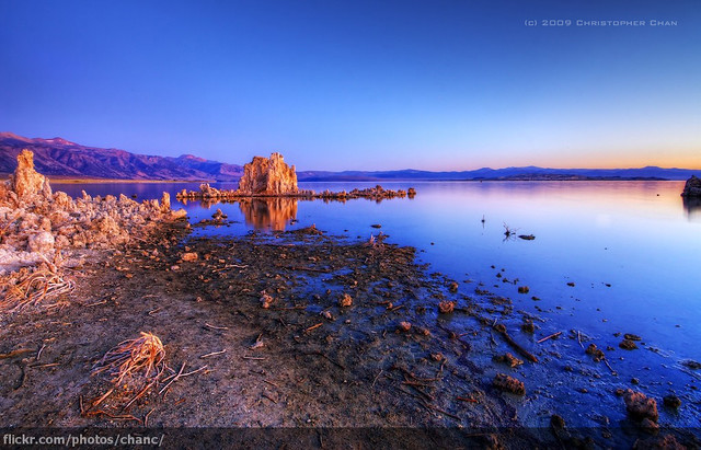 Dating lake sediments  Commbus