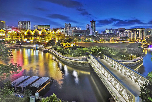Riverside Point at Clarke Quay, Singapore | by williamcho
