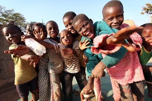 Kids In Bobo Burkina Faso Blog Dietmar Temps Travel Blo Flickr