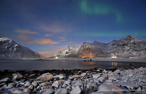 Flakstad, Lofoten Islands | by antonyspencer
