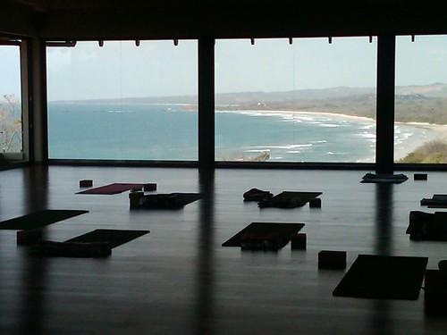 yoga studio at blue spirit amanda hirsch flickr. Black Bedroom Furniture Sets. Home Design Ideas