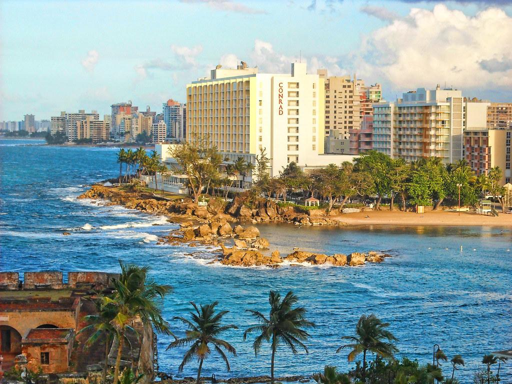 Conrad Hilton San Juan Puerto Rico Hilton Conrad San Juan