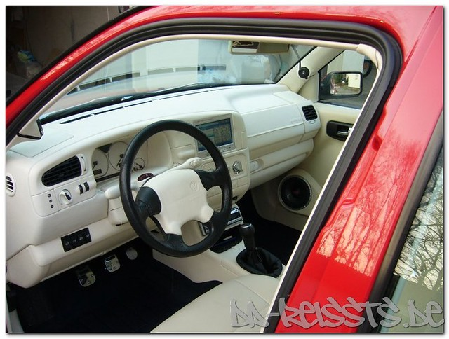 Vw vento my biggest tuning projekt the final interieur for Interieur tuning
