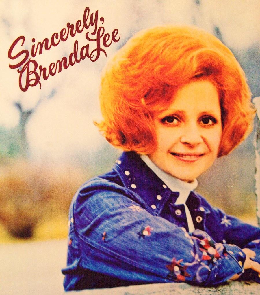 Brenda Lee Sincerely