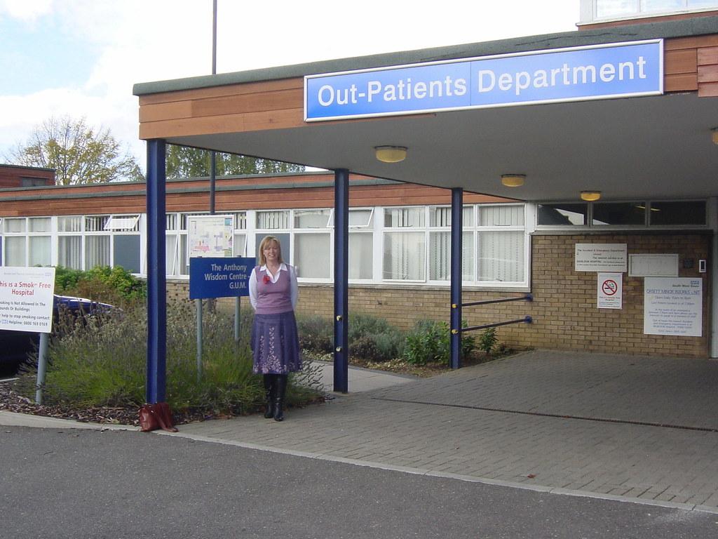 Orsett Hospital Renal Dialysis Unit Angela At The