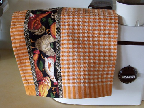 Country Kitchen Towel Sets
