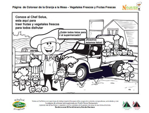 Image Result For Spaish Coloring Page