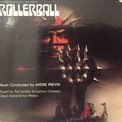 O.S.T.:ROLLERBALL(JACKET A)