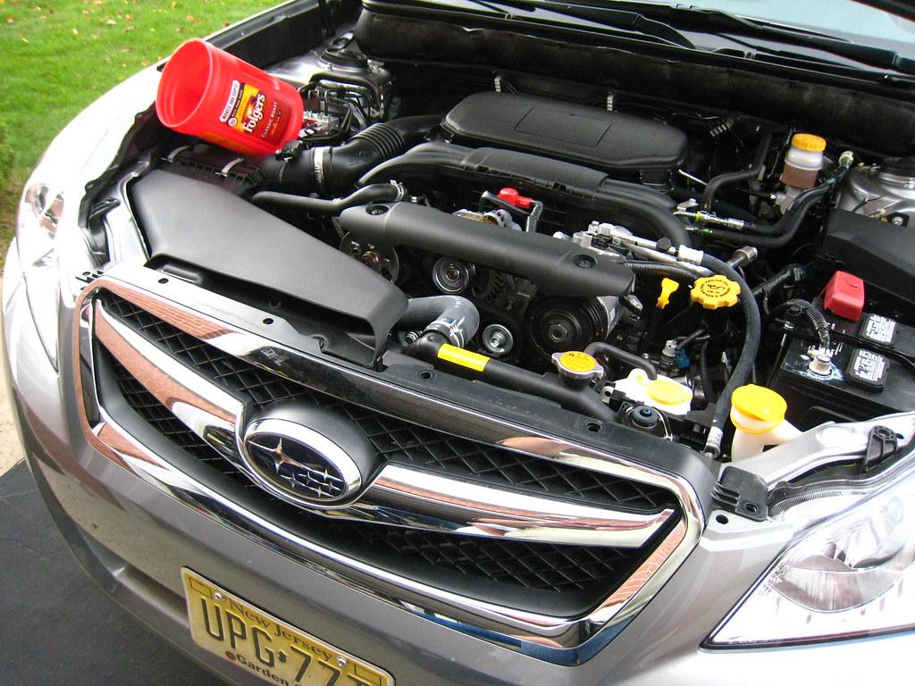 2010 Subaru Legacy - Engine bay | 2010 Legacy VOLT HID ...