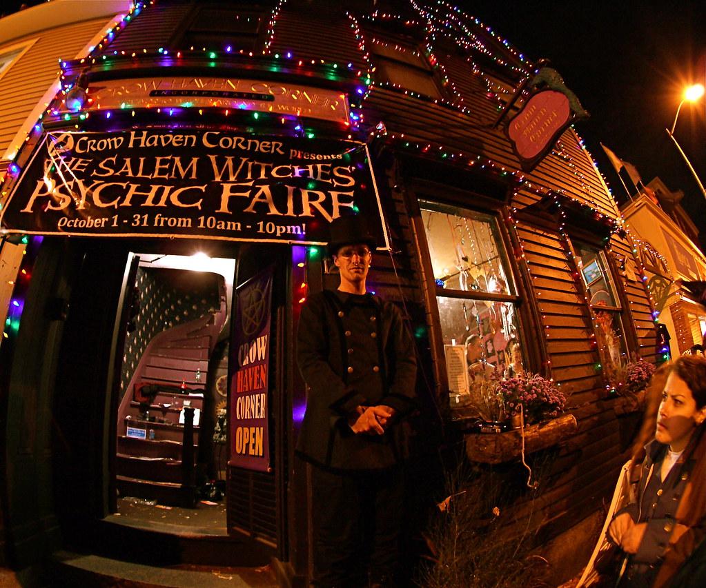 HALLOWEEN Salem, Massachusetts | Halloween October 31, 2009 … | Flickr
