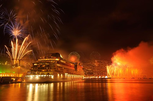 Madeira Funchal New Year's Fireworks - Madeira Portugal | by Madeira Island