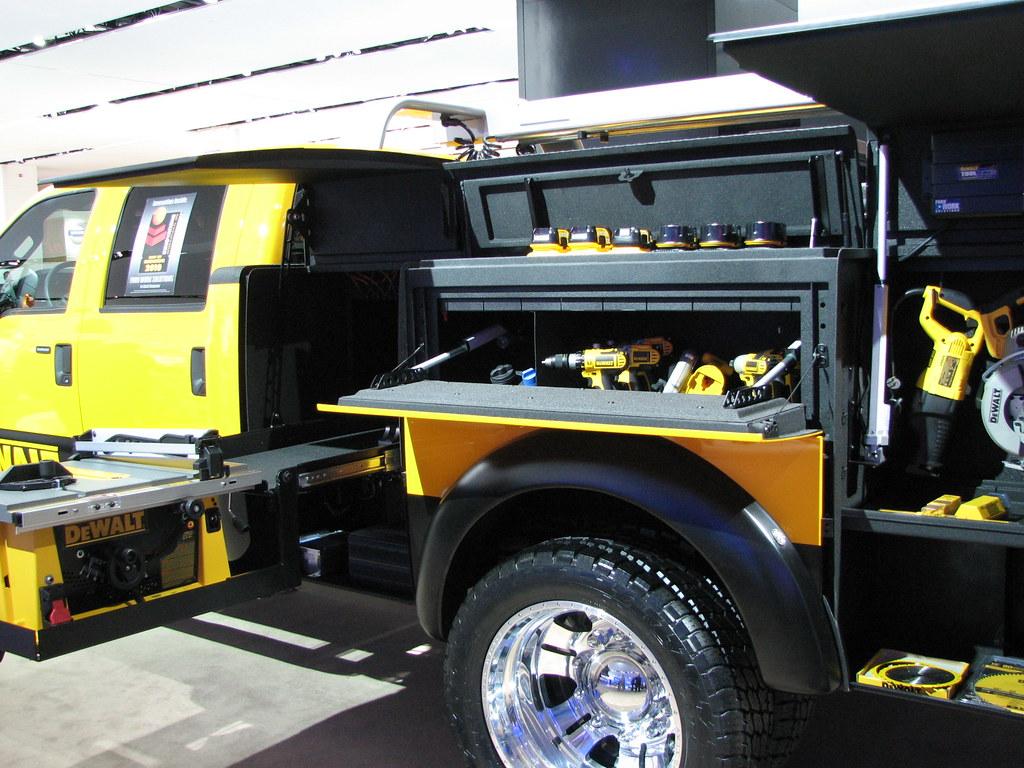 DeWalt Tool Truck | Jay Clark | Flickr