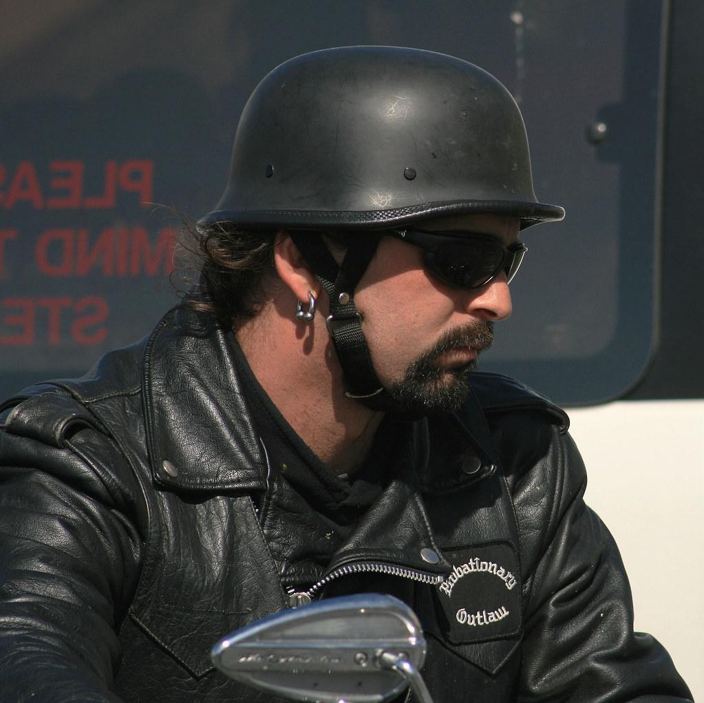 Probationary Outlaw Biker Frank Fullard Flickr