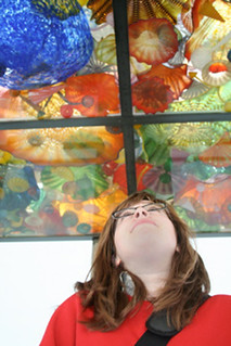 Maya Checkin' Out da Chihuly | by Stacy Alexander