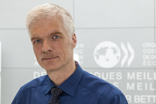 Andreas Schleicher,  Director and Special Advisor on Education Policy to the OECD's Secretary-General | by Organisation for Economic Co-operation and Develop