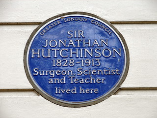 Sir Jonathan Hutchinson | by Simon Harriyott