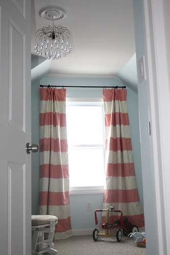 Nursery Curtains | by bagfashionista