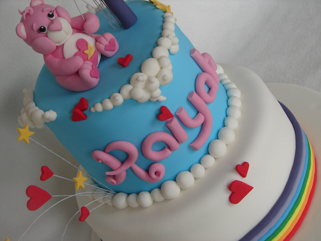 Care Bears Cake Minerva Reyes Flickr