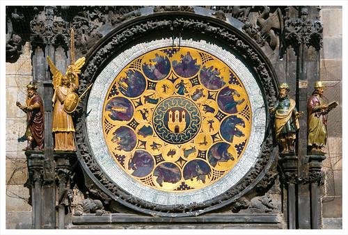 Astronomical Clock Prague Ringing
