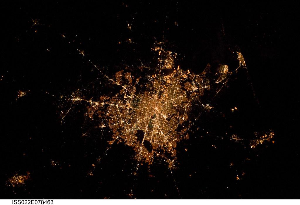 Houston, Texas (NASA, International Space Station Science ...