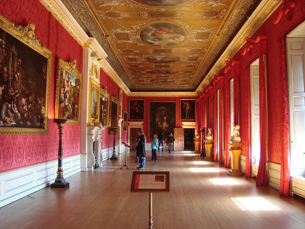 Kensington palace interior ashley field flickr for Interno kensington palace