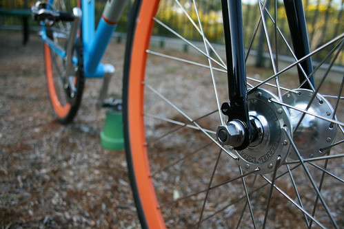 Fender mounts | by Richard Masoner / Cyclelicious