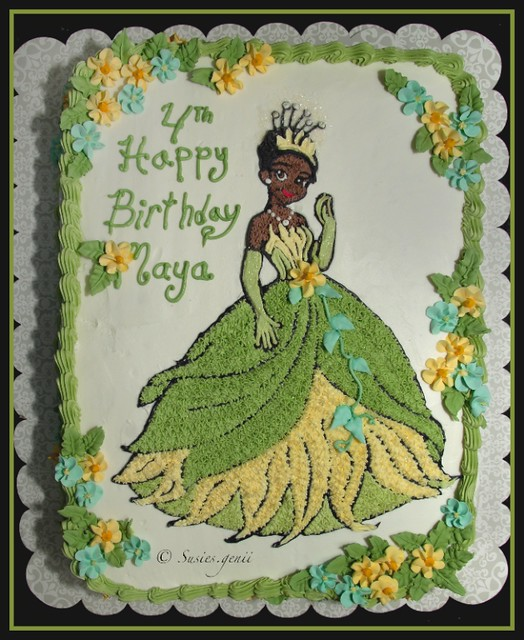 Princess Tiana Cake Pictures : MAYA S PRINCESS TIANA CAKE, I Flickr - Photo Sharing!