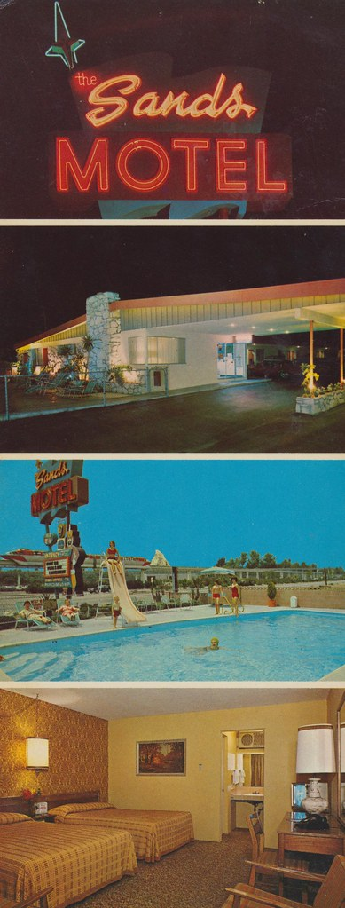 Sands Motel - Anaheim, California