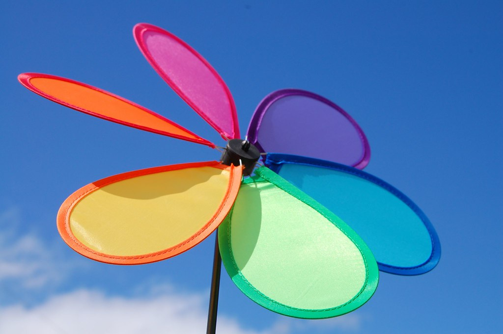 Colorful Pinwheel 40510 95365 A Colorful Wind Spin Flickr