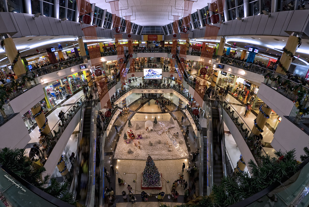 The Biggest Food Court In The World