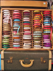Ribbon storage | by misseskwittys