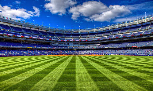 Yankee Stadium - Dead Center | by Cory Disbrow