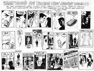 Wally Wood's 22 Panels That Always Work | by warrenellis