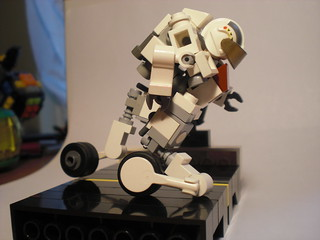 "speed mech ""White Lightning"" 