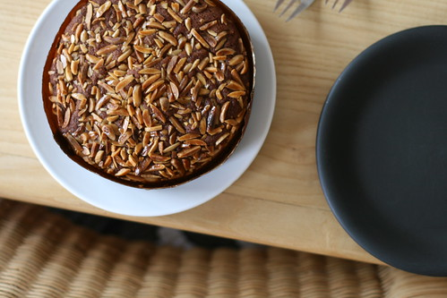 almond spice cake | by reya.