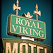 Royal Viking Motel - Alvarado side