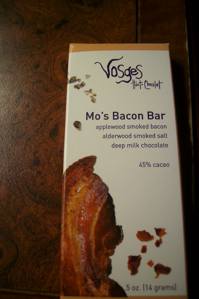 Chocolate Bacon Bar Whole Foods